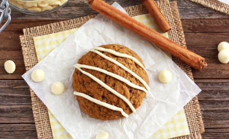 Small Batch Pumpkin Spice Cookies