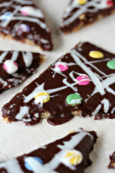 Chocolate Chip Cookie Pizza Picture