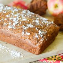 Gluten Free Caramel Apple Bread Recipe
