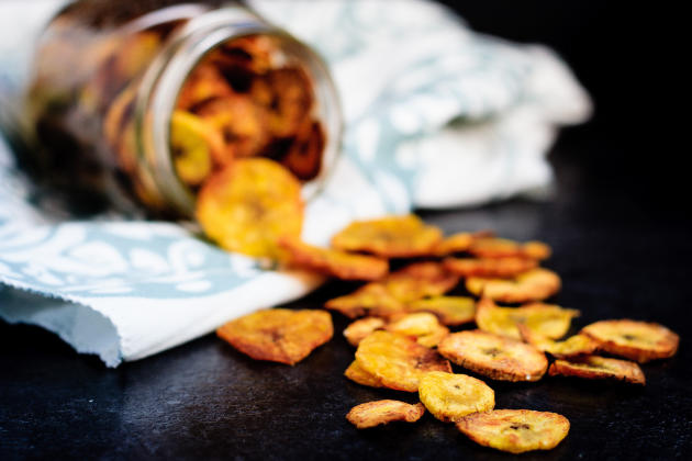 Plantain Chips Image