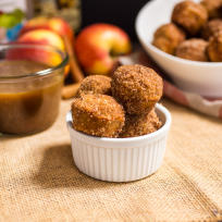 Apple Cider Donut Holes Recipe