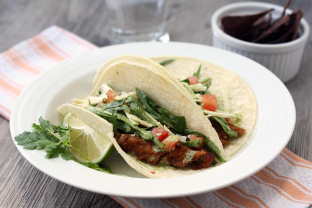 Seitan Tacos - Food Fanatic