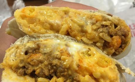 Cheetos Burritos: Coming Soon to Taco Bell!