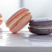 Rose & Lavender Macarons Recipe