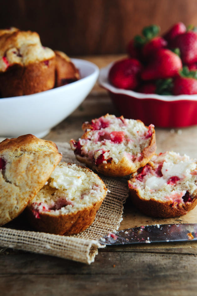 Florida Strawberry Muffins Recipes — Dishmaps