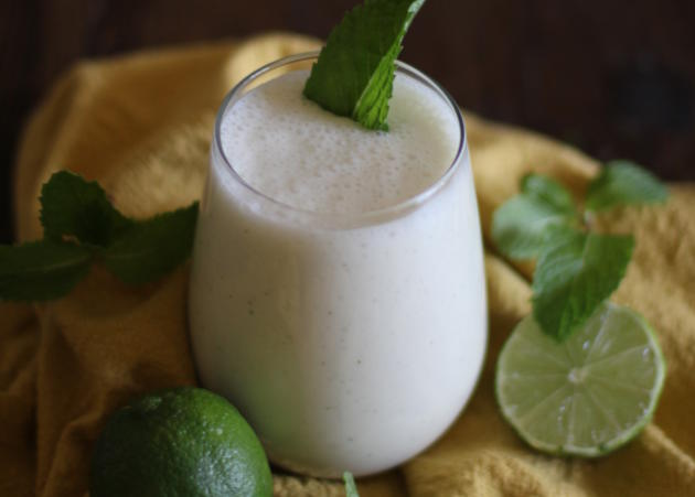 Mojito Smoothie Photo