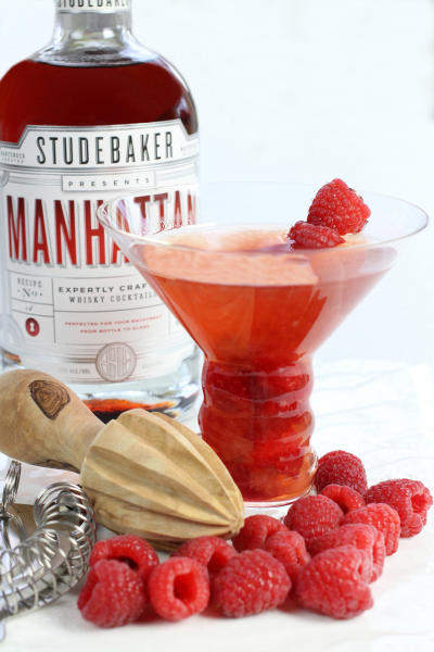 Raspberry Manhattan Image