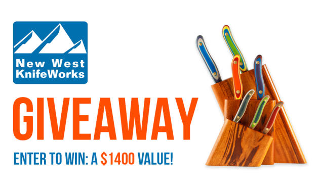 New West KnifeWorks Group Giveaway File 1