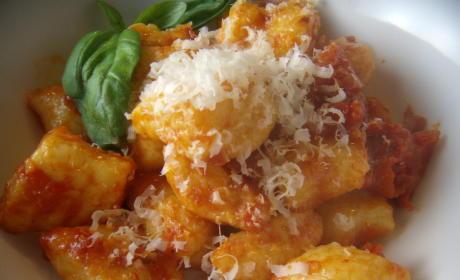 Potato Gnocchi from Scratch