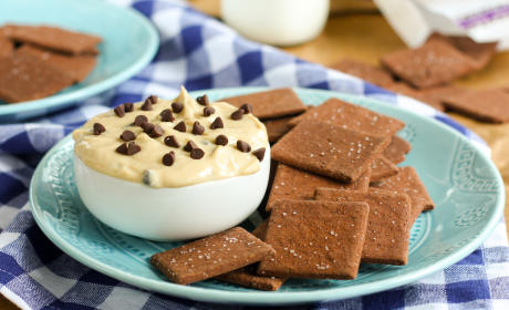 Gluten Free Cookie Dough Dip