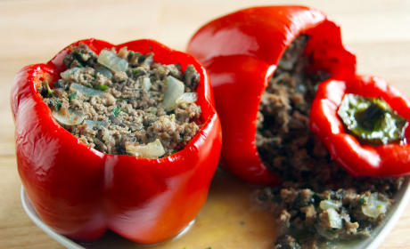 Paleo Stuffed Peppers Recipe