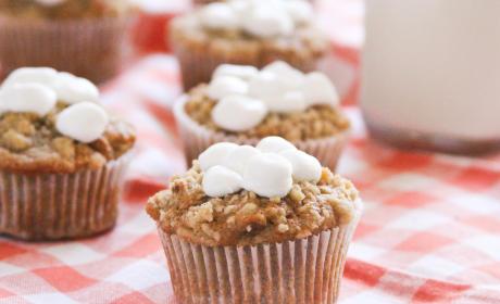 Sweet Potato Cupcakes Recipe
