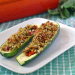 Stuffed Zucchini Photo