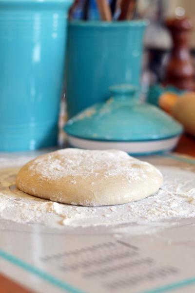 Pizza Dough Picture