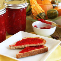 Spicy Cranberry Sauce Recipe