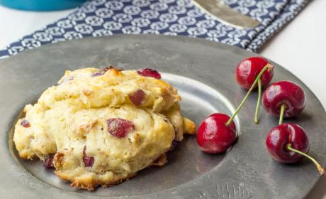 Cherry Walnut Scones: Bake Up Your Summer Breakfast