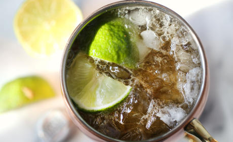 28 Vodka Recipes: From Mules to Marys...