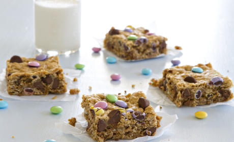Monster Cookie Bars Recipe
