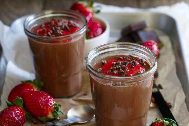 Paleo Chocolate Mousse
