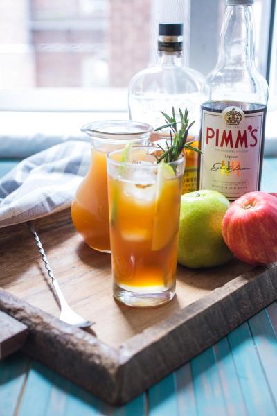 Autumn Pimm's Cup Image
