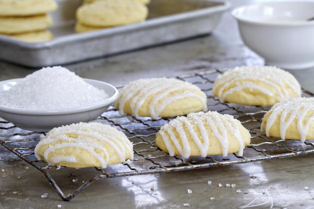Pound Cake Cookies Photo