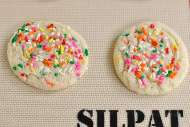 Funfetti Cookies Photo