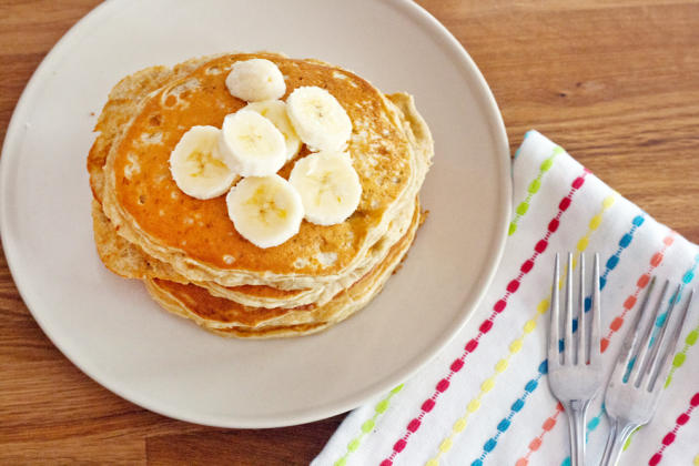 Banana Pancakes Picture