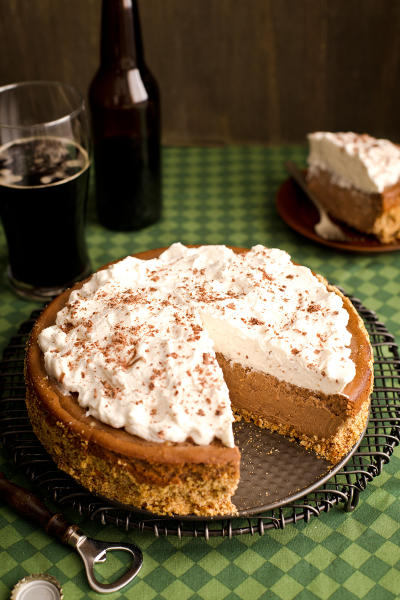 Chocolate Stout Cheesecake Picture