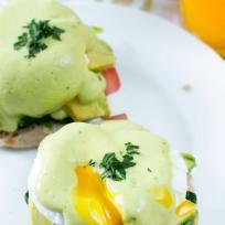 Avocado Hollandaise Recipe