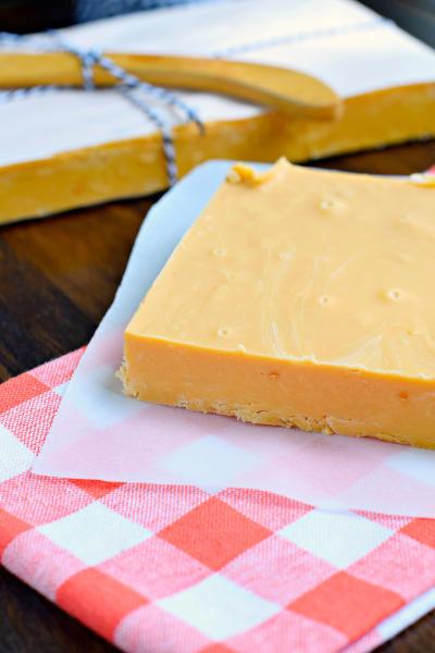 Butterscotch Fudge Picture