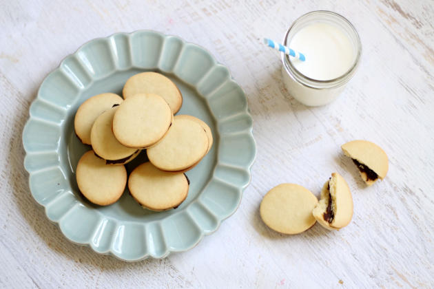 Homemade Milano Cookies Image
