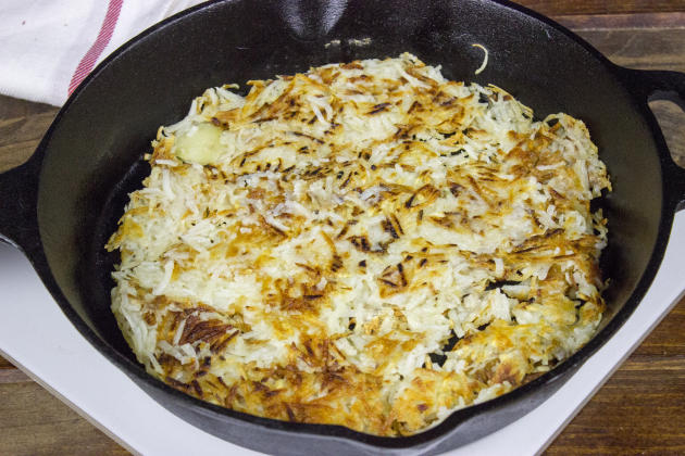 Homemade Hash Browns Photo