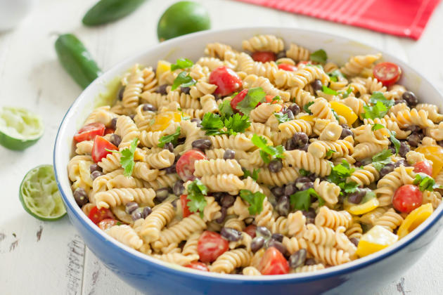 Gluten Free Southwest Pasta Salad Photo