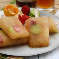 Pimm's Cup Ice Pops Recipe