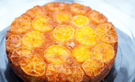 Tangelo Cake