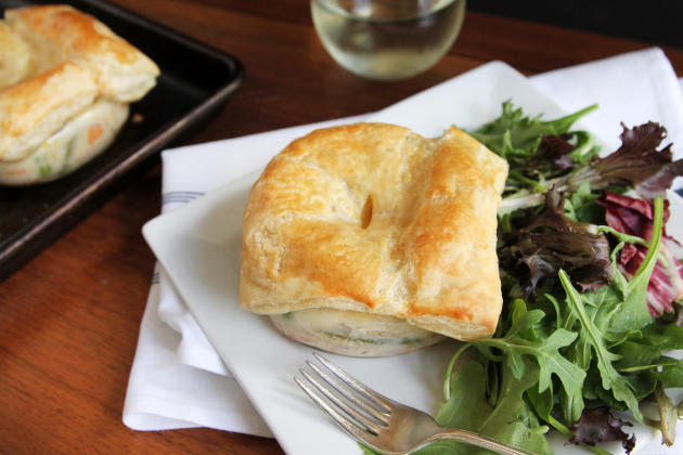 Chicken Pot Pie for Two Photo