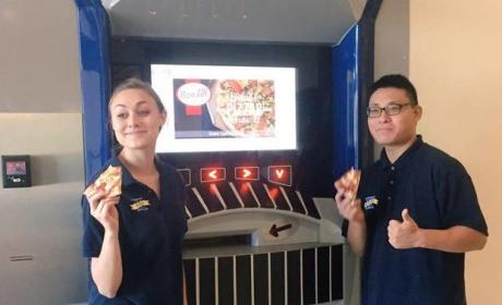 Pizza ATM is About to Make Dreams of These College Students Come True