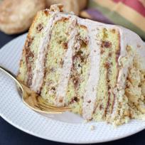 Snickerdoodle Cookie Cake Recipe