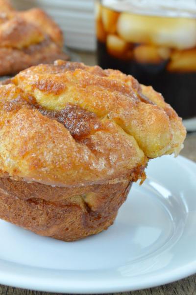 Pumpkin Pull Apart Muffins Image