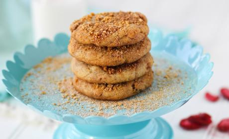 Strawberry Cheesecake Cookies Photo