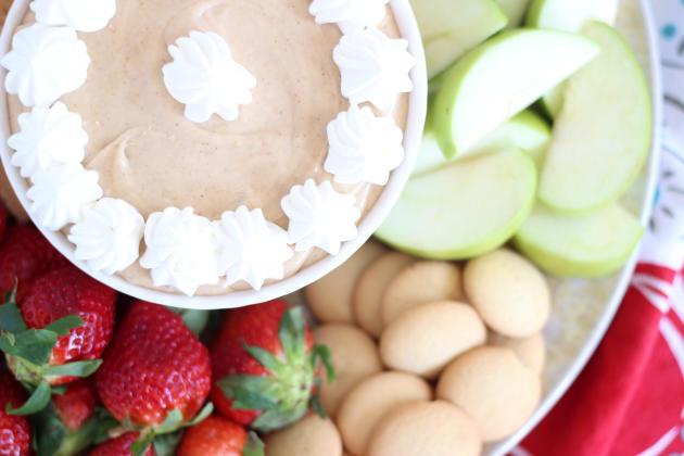 5-Minute Peanut Butter Dip Image