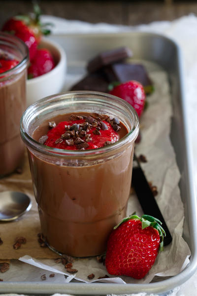Paleo Chocolate Mousse Picture
