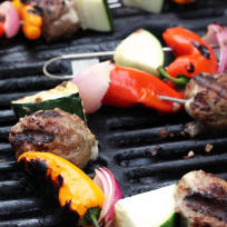 Grilled Meatballs Recipe