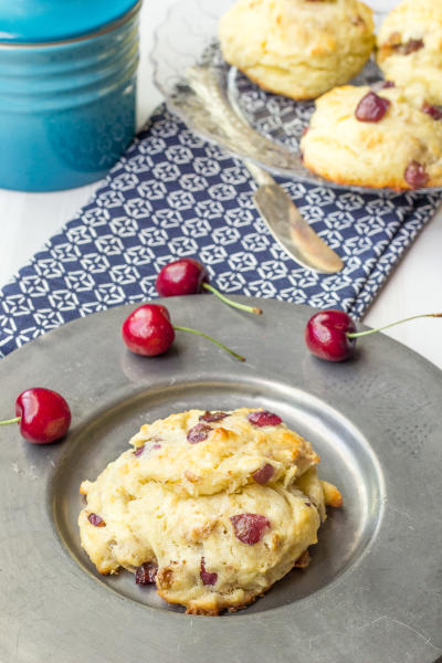 Cherry Scones Picture
