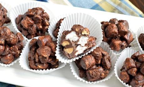 Rocky Road Clusters Recipe