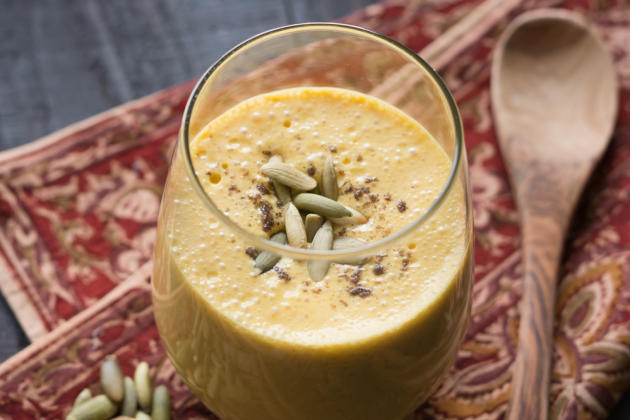 Pumpkin Lassi Photo
