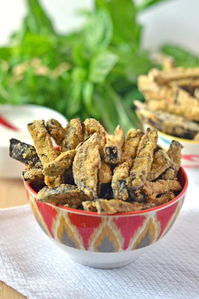 Eggplant Fries Image