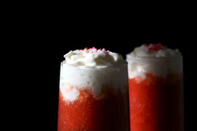 Coconut Strawberry Daiquiri Image