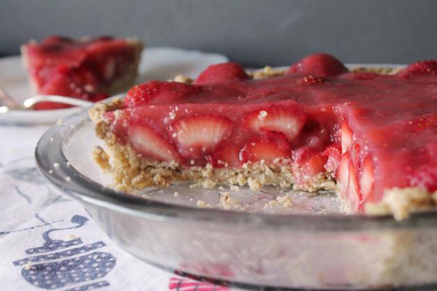 Strawberry Pie Image