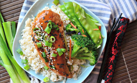 Slow Cooker Ginger Sesame Chicken